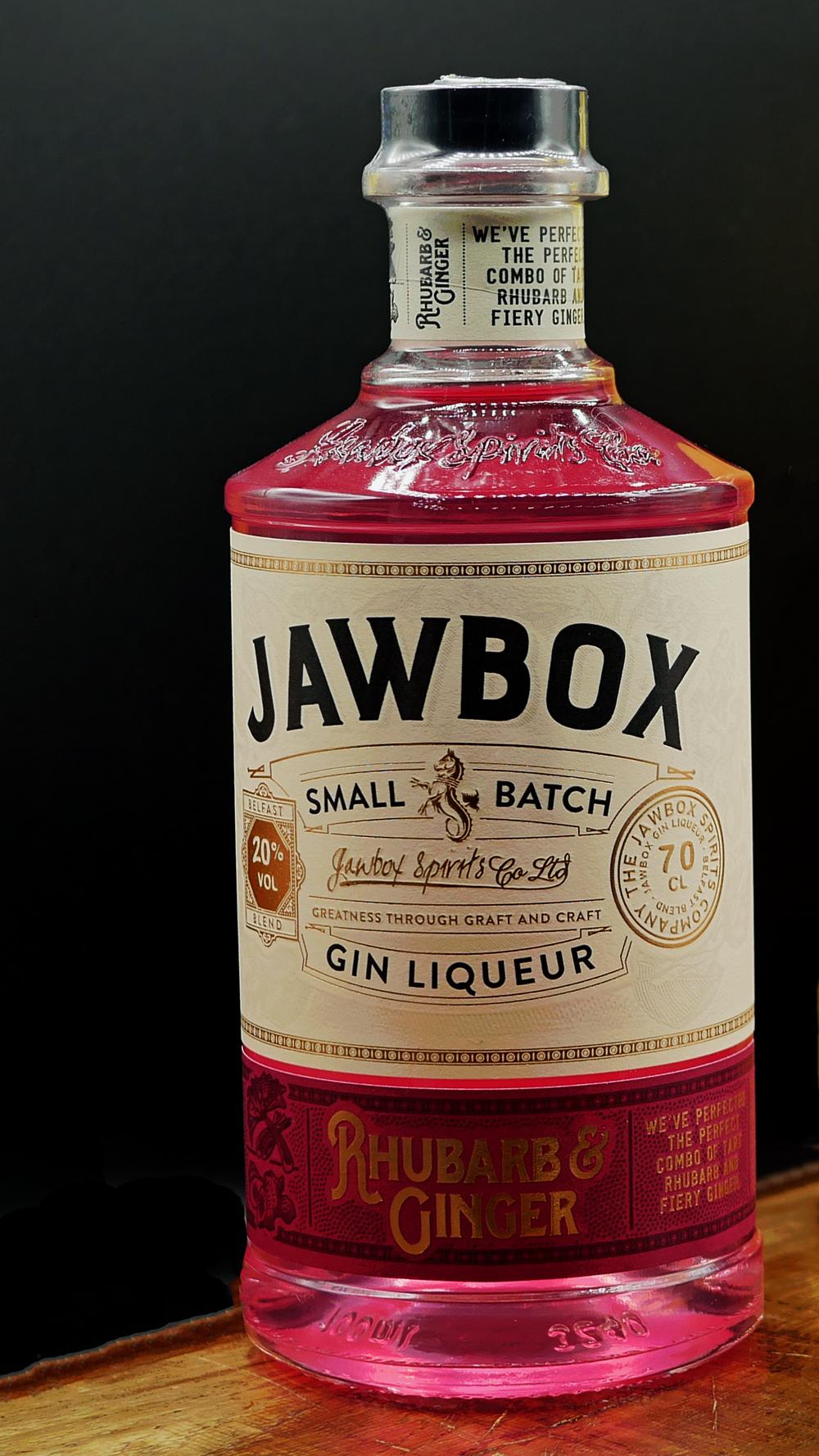 Jawbox Gin Liquer