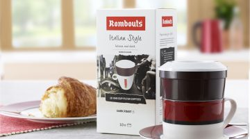 Coffee Bonanza from Rombouts – 12 Days of Christmas Day 5