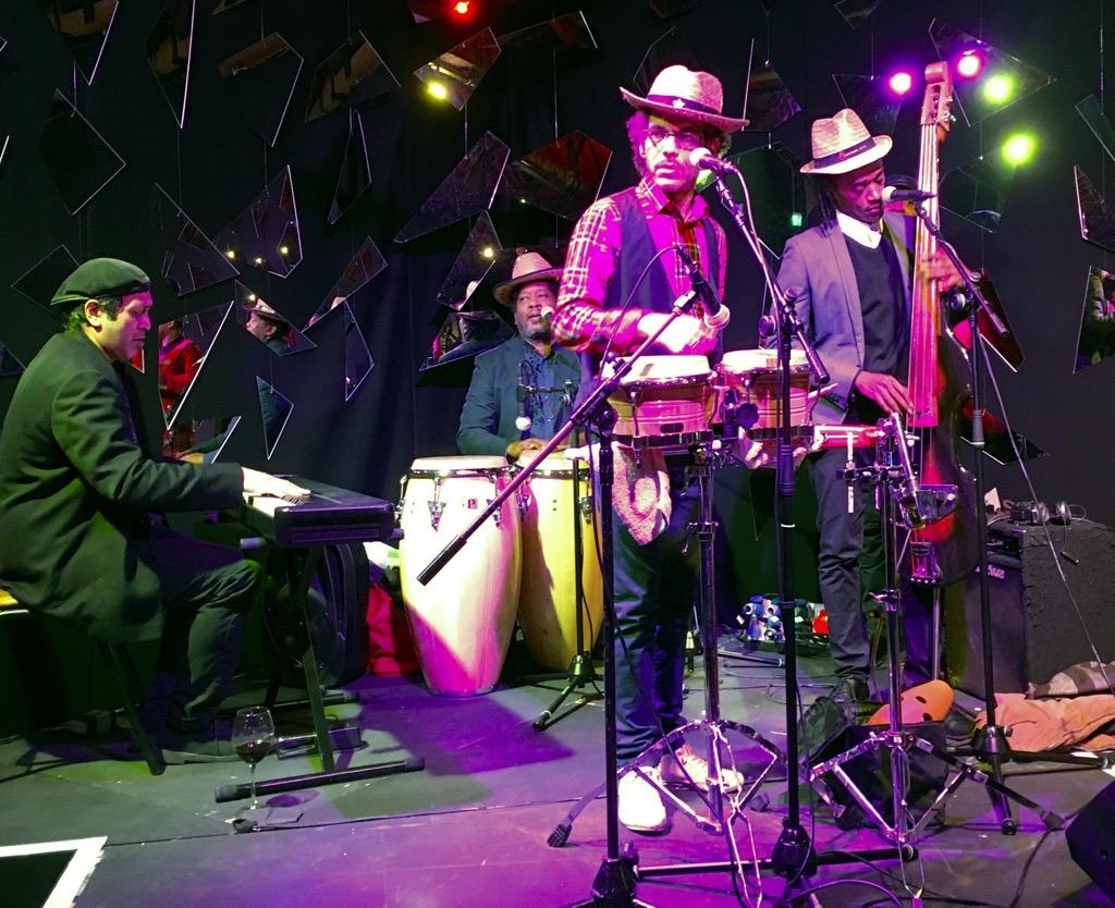Last Nights of Havana band 2