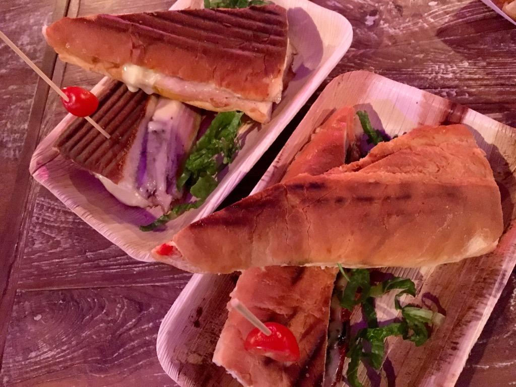 Last Nights of Havana cuban sandwiches 2