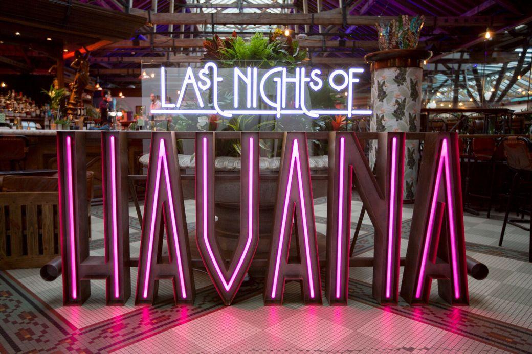 Last Nights of Havana logo