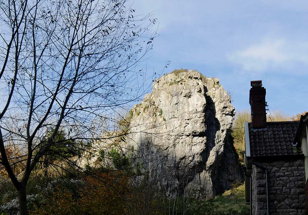 Lion Rock Cheddar Gorge
