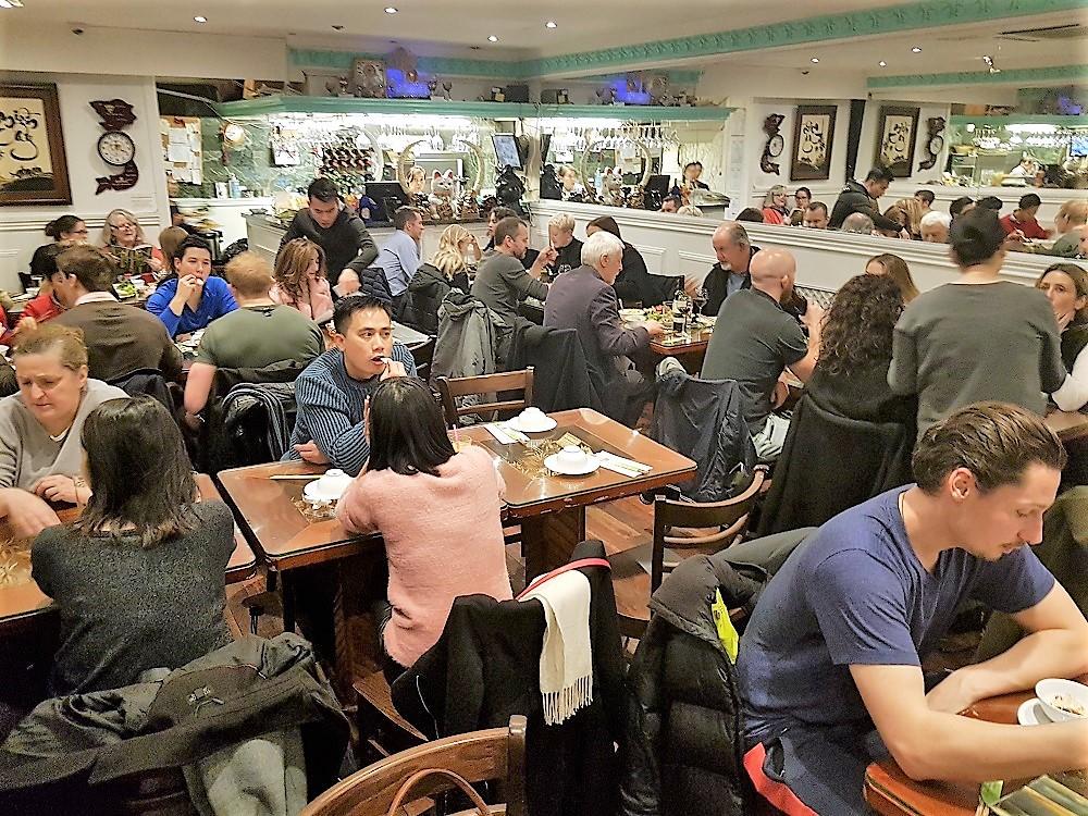 Mien Tay Vietnamese Restaurant In Battersea