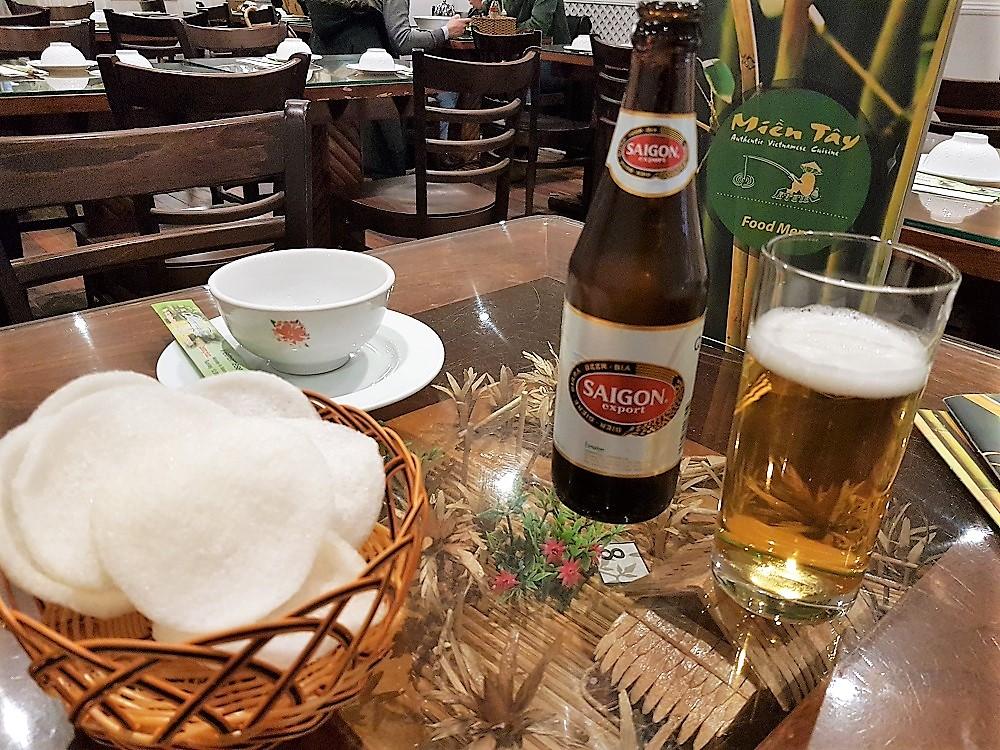 Mien Tay - Saigon beer