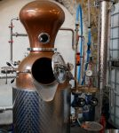 WSET - pot still at Dodds