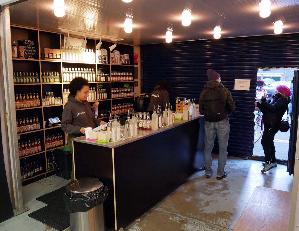 WSET Spirits - Bermondsey Distillery