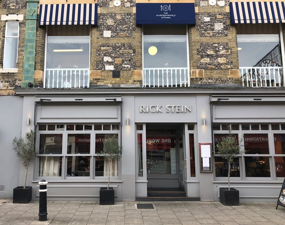 Rick Steins Restaurant Winchester Hampshire