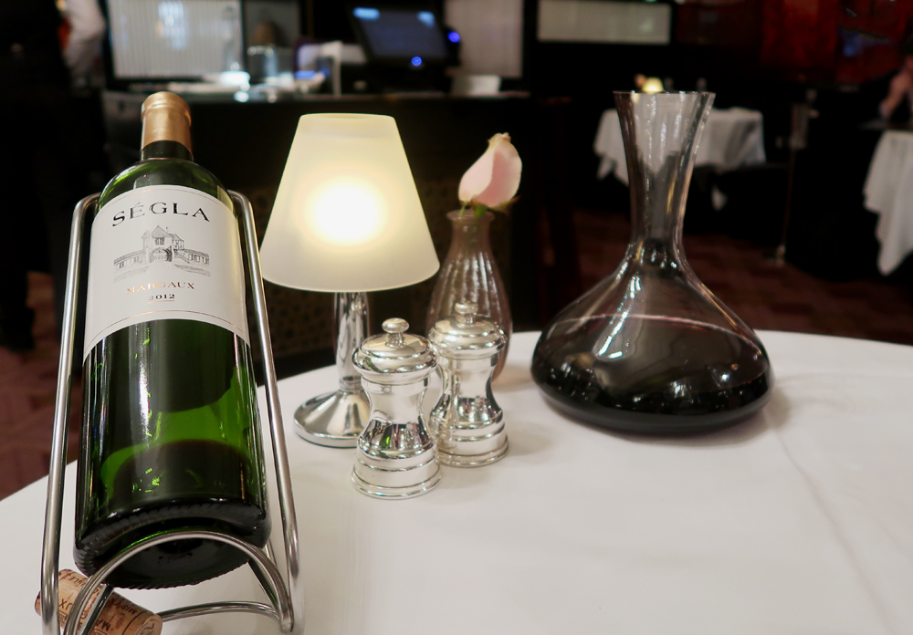 Savoy Grill Margaux Decanted