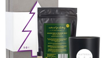 The Natural Spa Factory – 12 Days of Christmas Giveaway