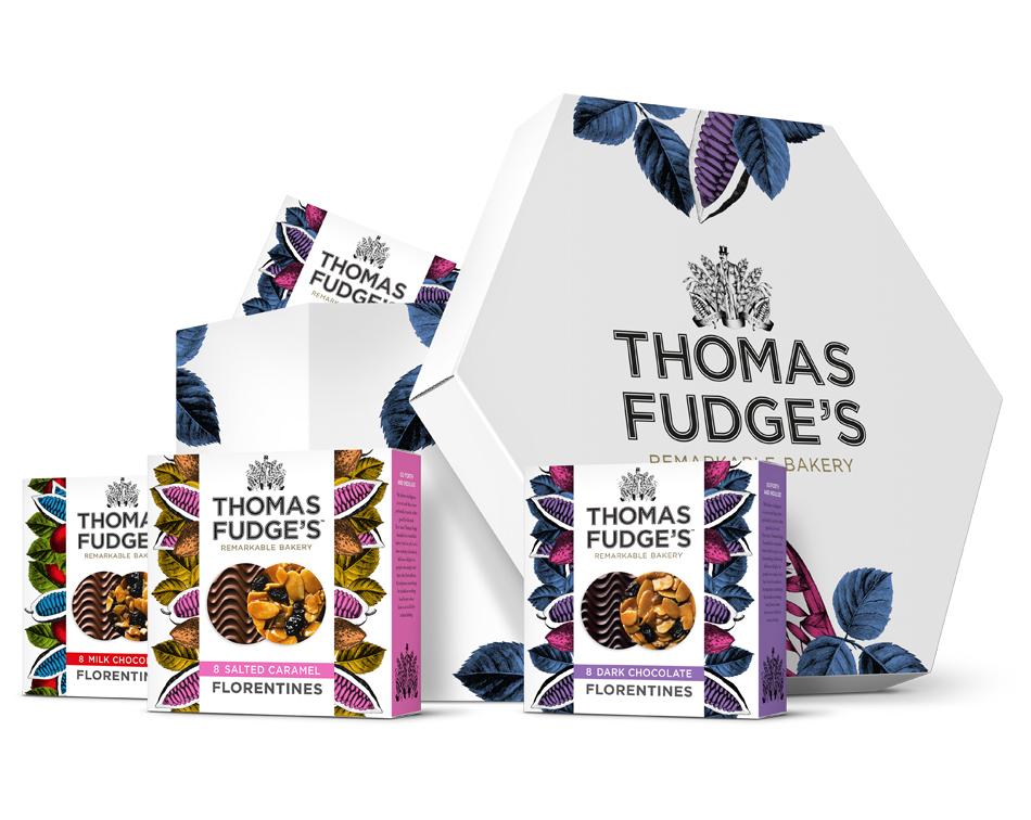 Sweet-Selection - Thomas Fudges