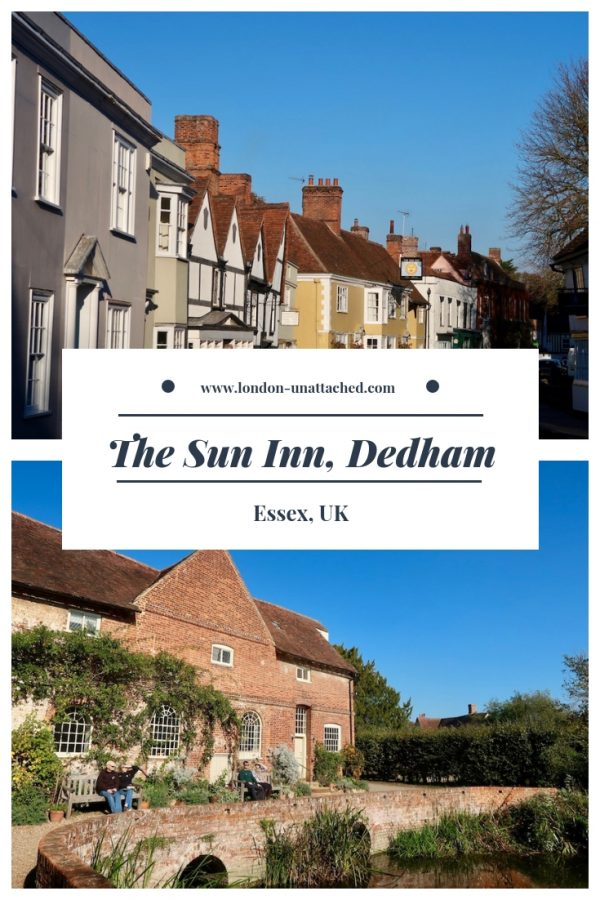 The Sun Inn, Dedham - Exploring Dedham in Essex