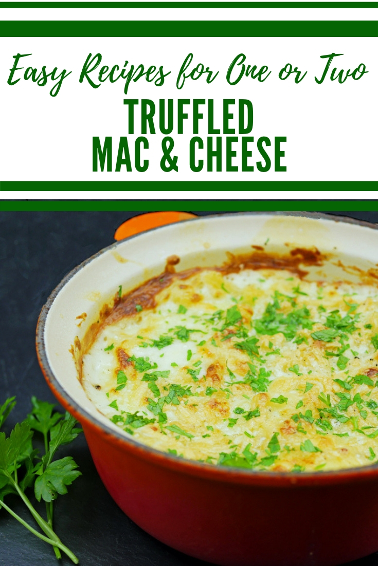 Truffled Mac and Cheese Recipe