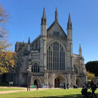 Things to do on a short visit to Winchester Cathedral