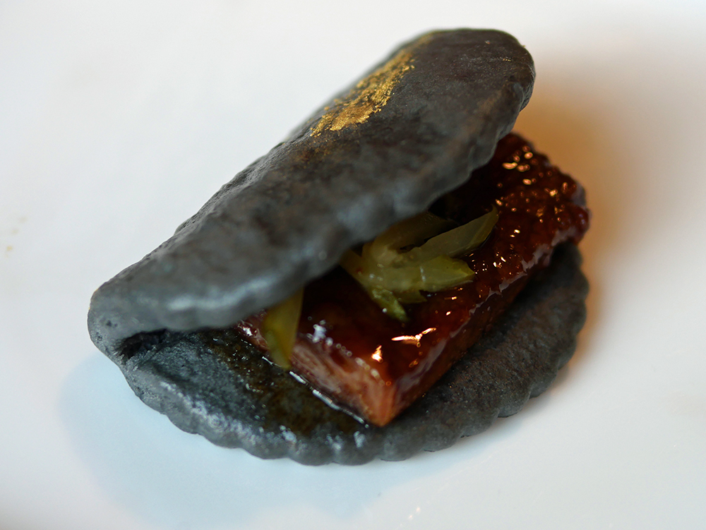 Yauatcha Wagyu Bao