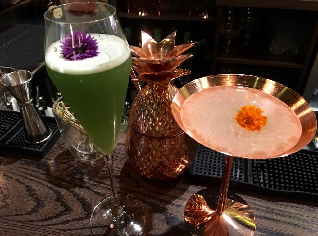 ZUAYA cocktails
