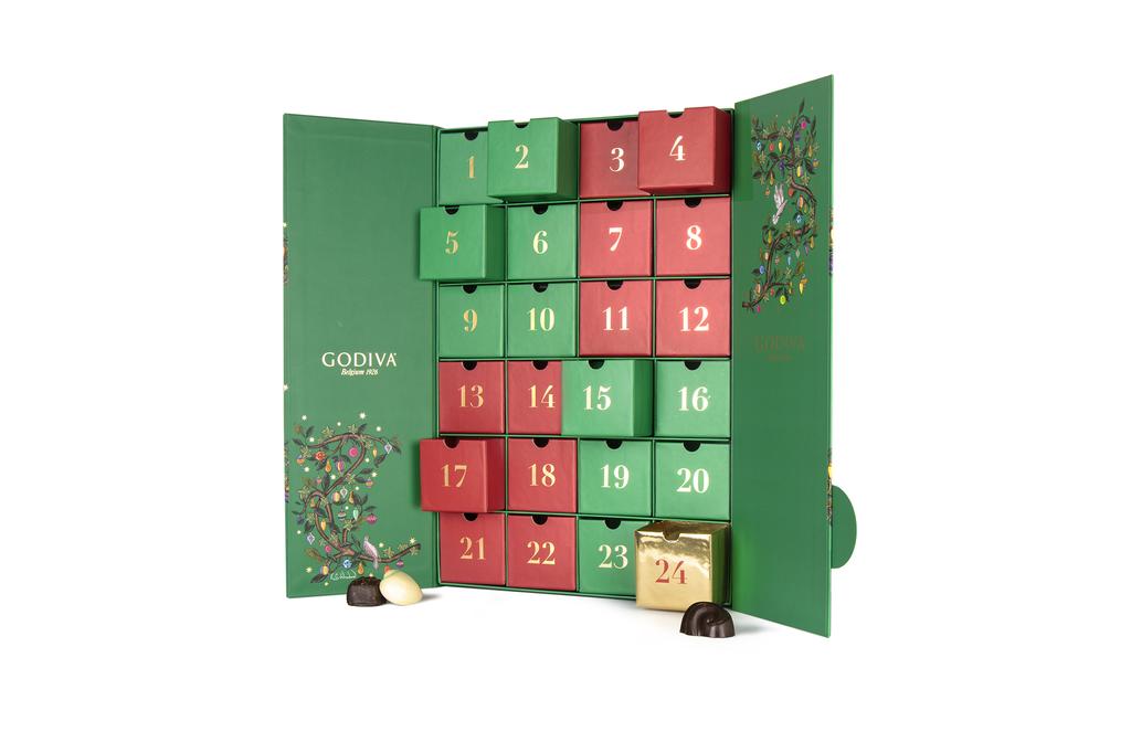 Godiva Luxury Advent Calendar