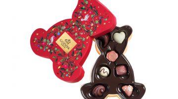 Godiva Chocolates – Belgian Luxury – Day Two – 12 Days of Christmas