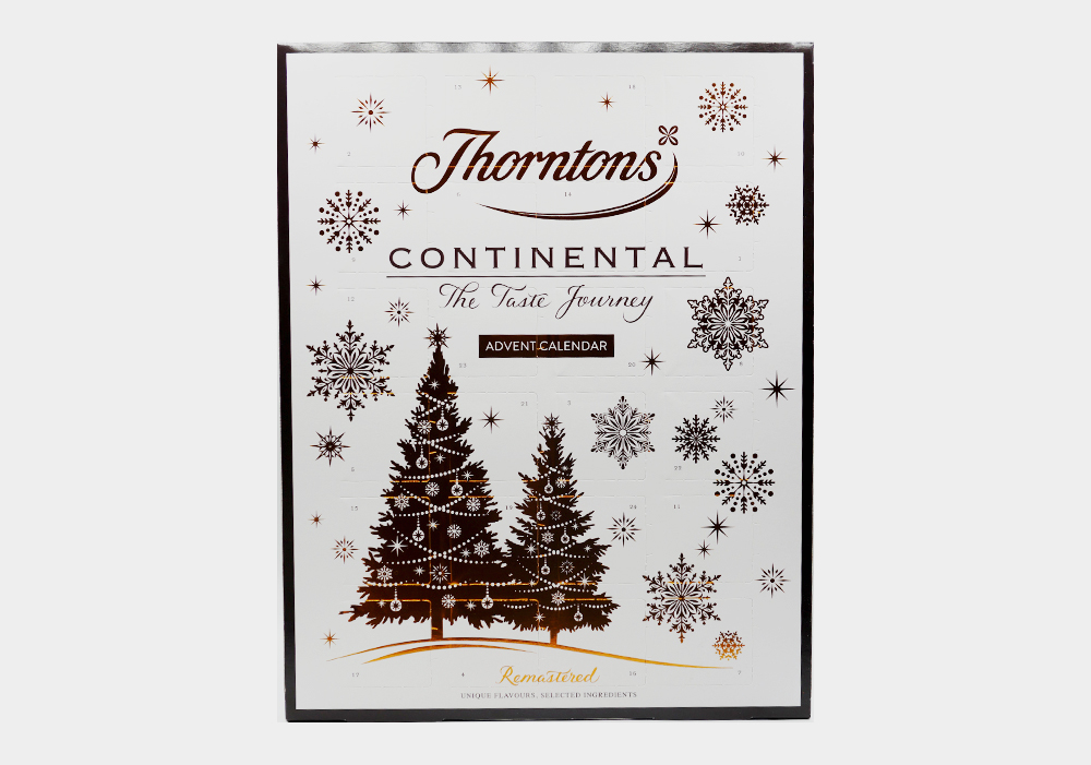 thorntons Continental Advent