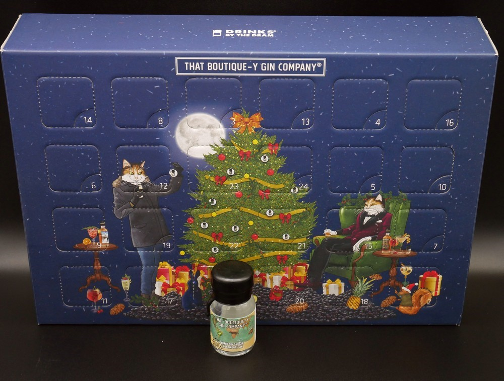 That Boutique-Y Gin Company - Advent Calendar