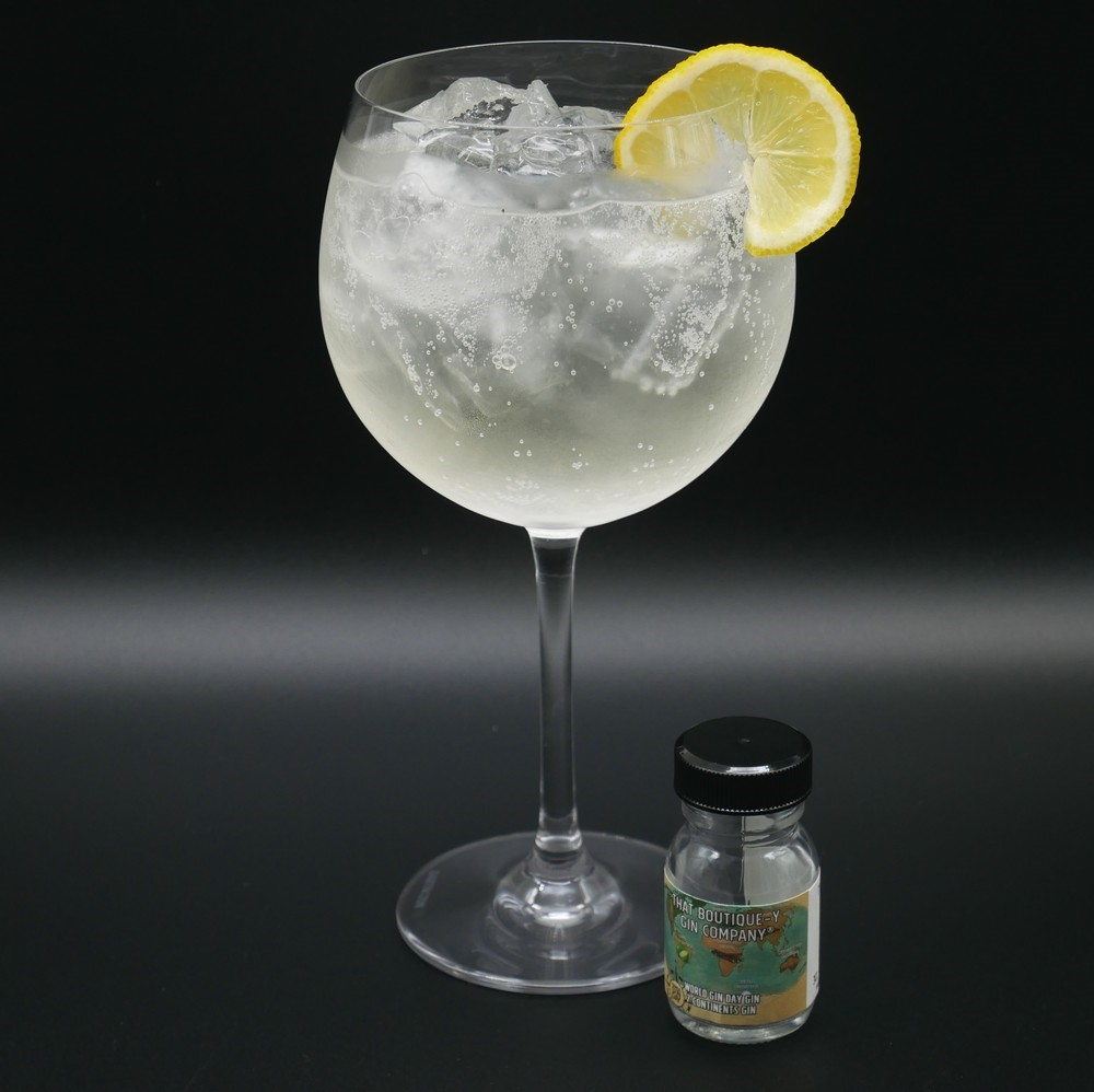 That Boutique-Y Gin Company - Word Gin Day Gin