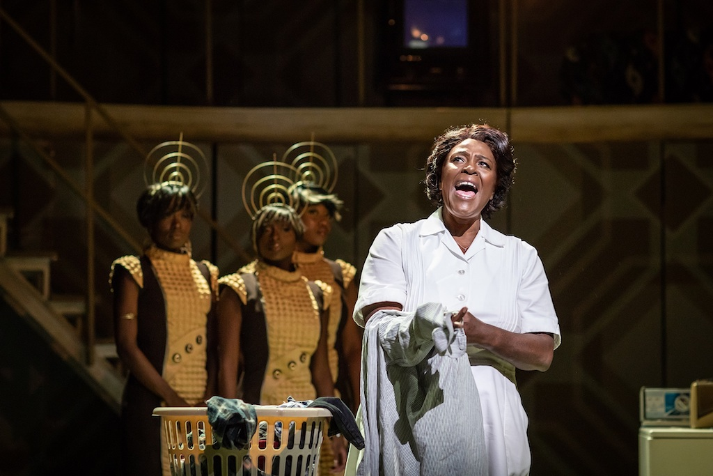 Caroline, Or Change at London's Playhouse Theatre