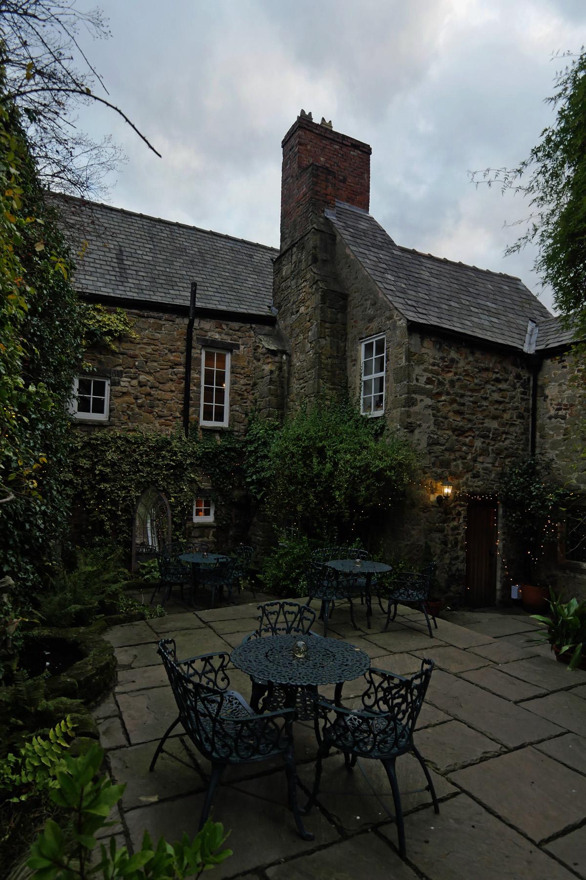Crook Hall Exterior - Durham