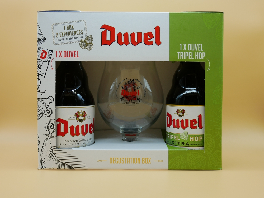 Duvel Beer Gift Set