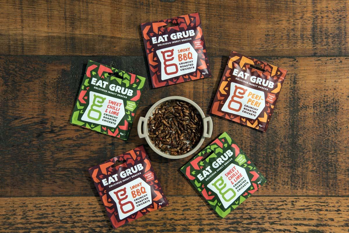 Eat Grub Cricket Snack Packs1