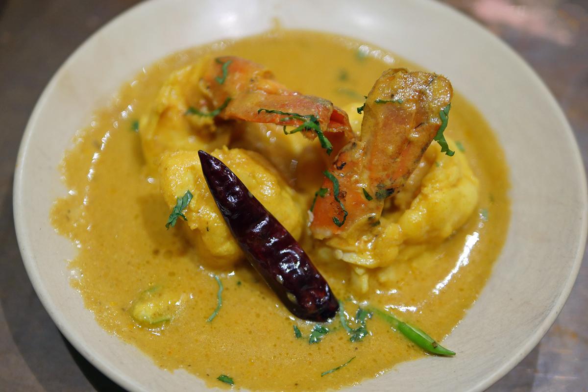 Golda Chingri Malai Curry