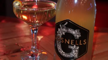 Gosnells Sparkling Mead Cocktail