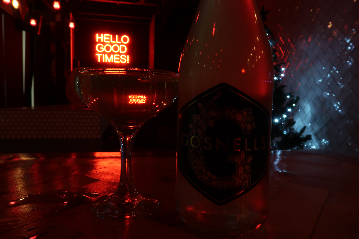 Hello Good Times with Gosnells Sparkling Mead