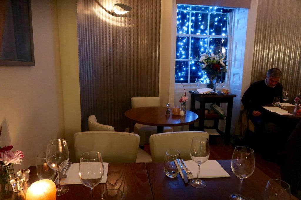 L'Amorosa Restaurant Hammersmith