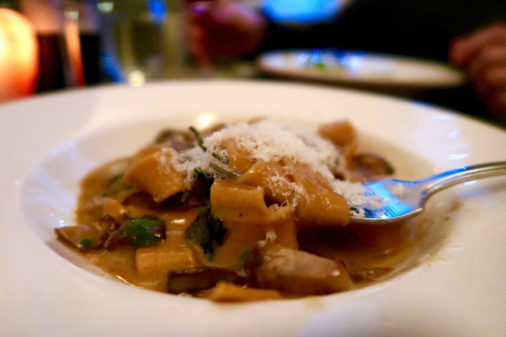 L'Amorosa Restaurant Hammersmith pasta