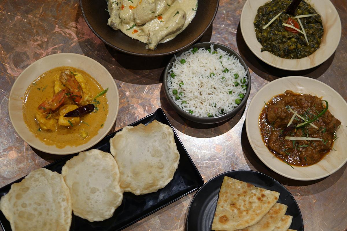 Little Kolkata - Food
