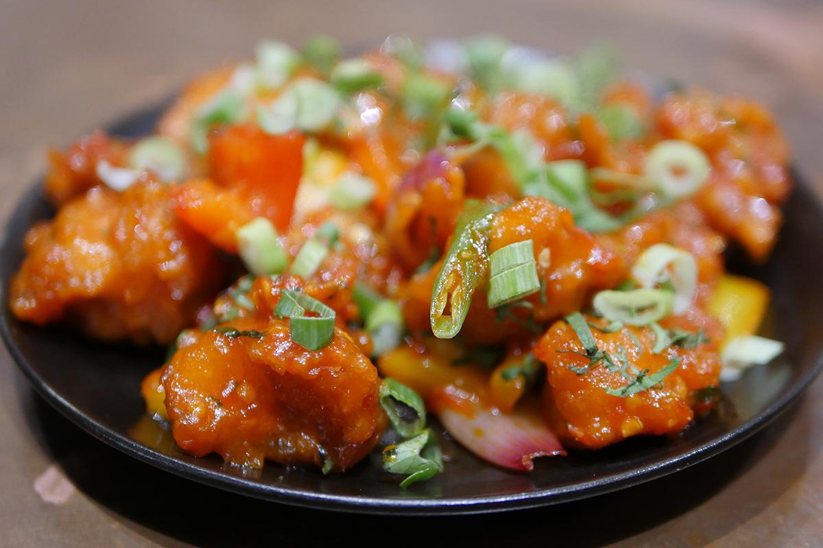 Little Kolkata chilli Chicken