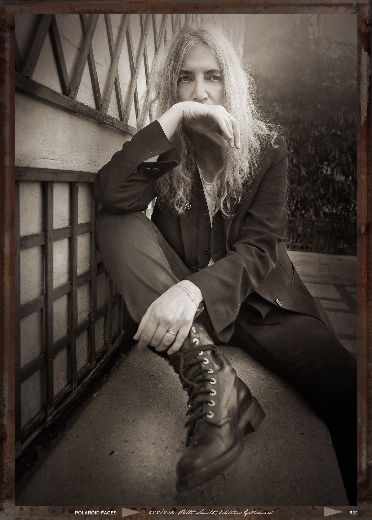 PATTI SMITH- Photo Credit_ FERIAL