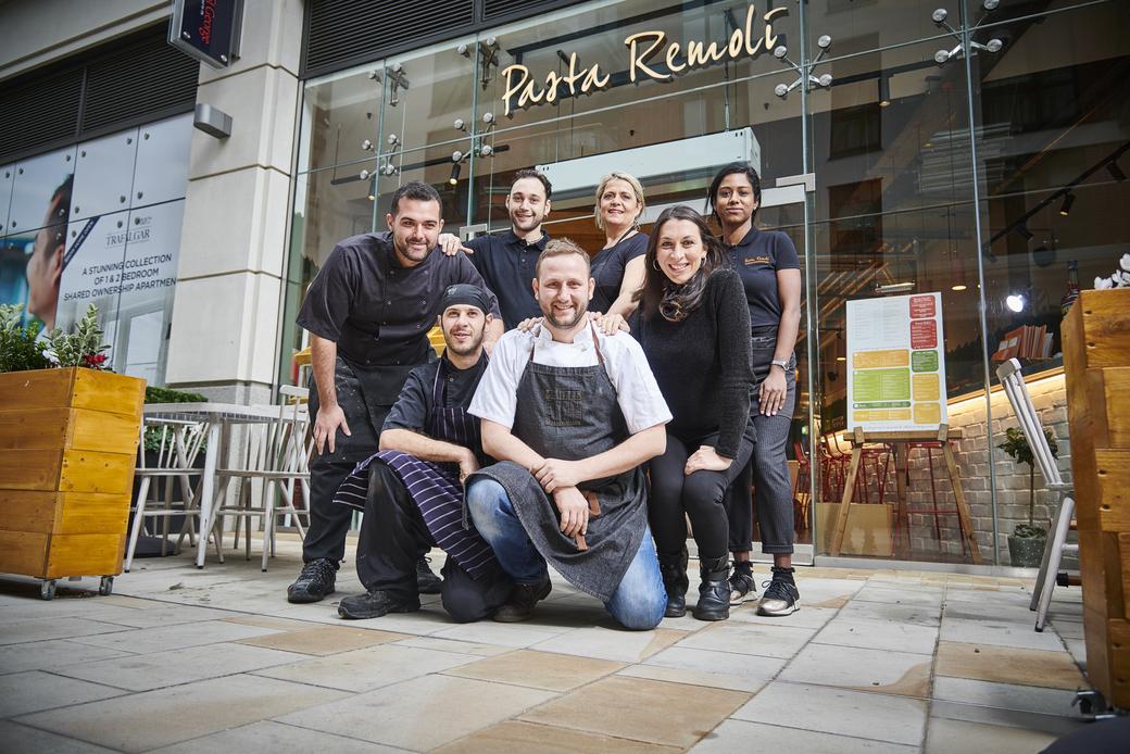 Pasta Remoli- 146