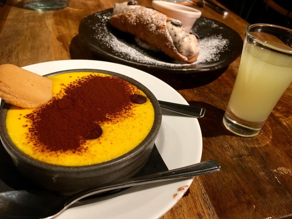 Pasta Remoli desserts