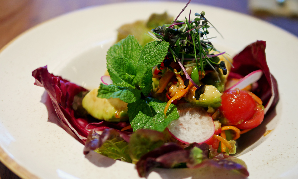 Patara Hampstead Salad Starter