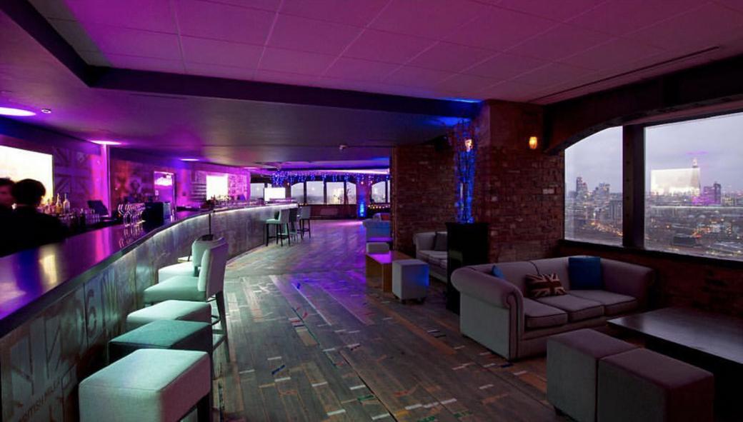 Sky Bar Interior