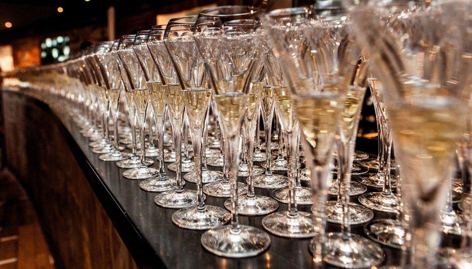 Sky Bar NYE Cocktails