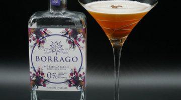 Borrago - non-alcoholic Espresso Borragotini