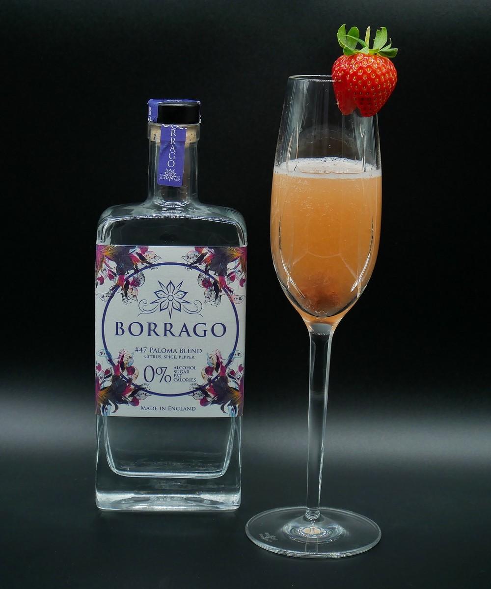 Borrago - Rhubarb Borragolinni