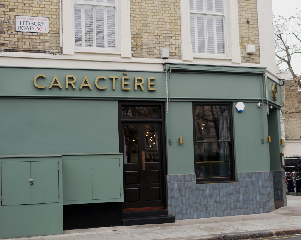 Caractere Notting Hill