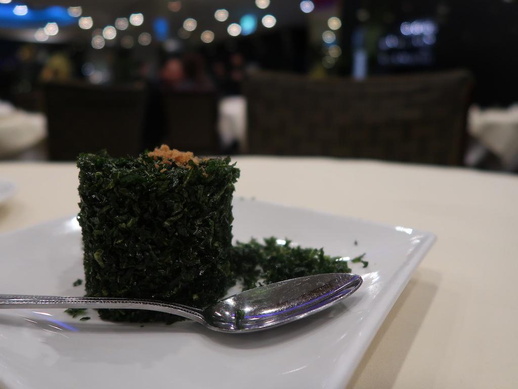 Royal China Crispy seaweed