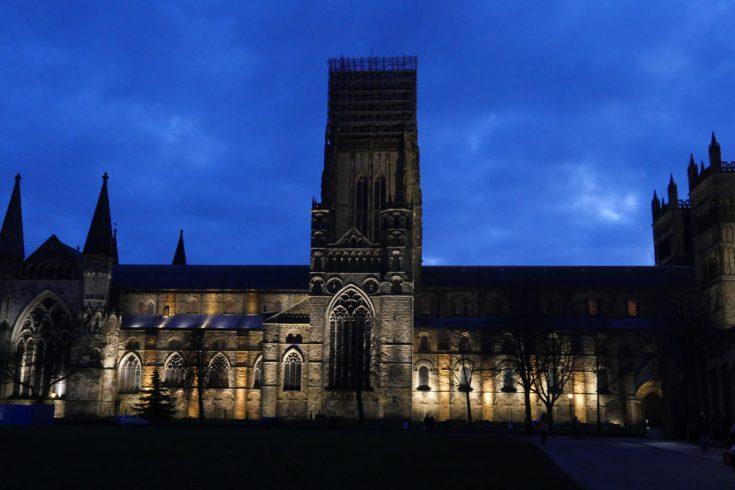 Durham - Harry Potter, Prince Bishops, Spooks and Saints