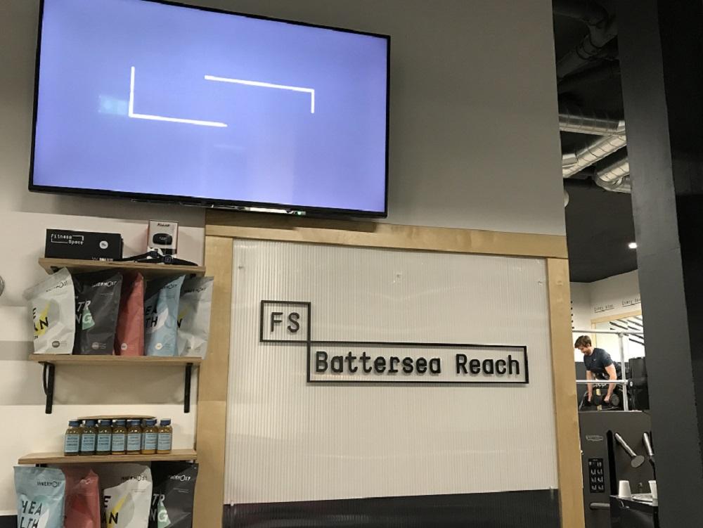 Fitness Space Battersea Reach