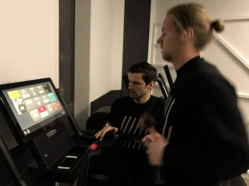 Fitness Space Treadmill