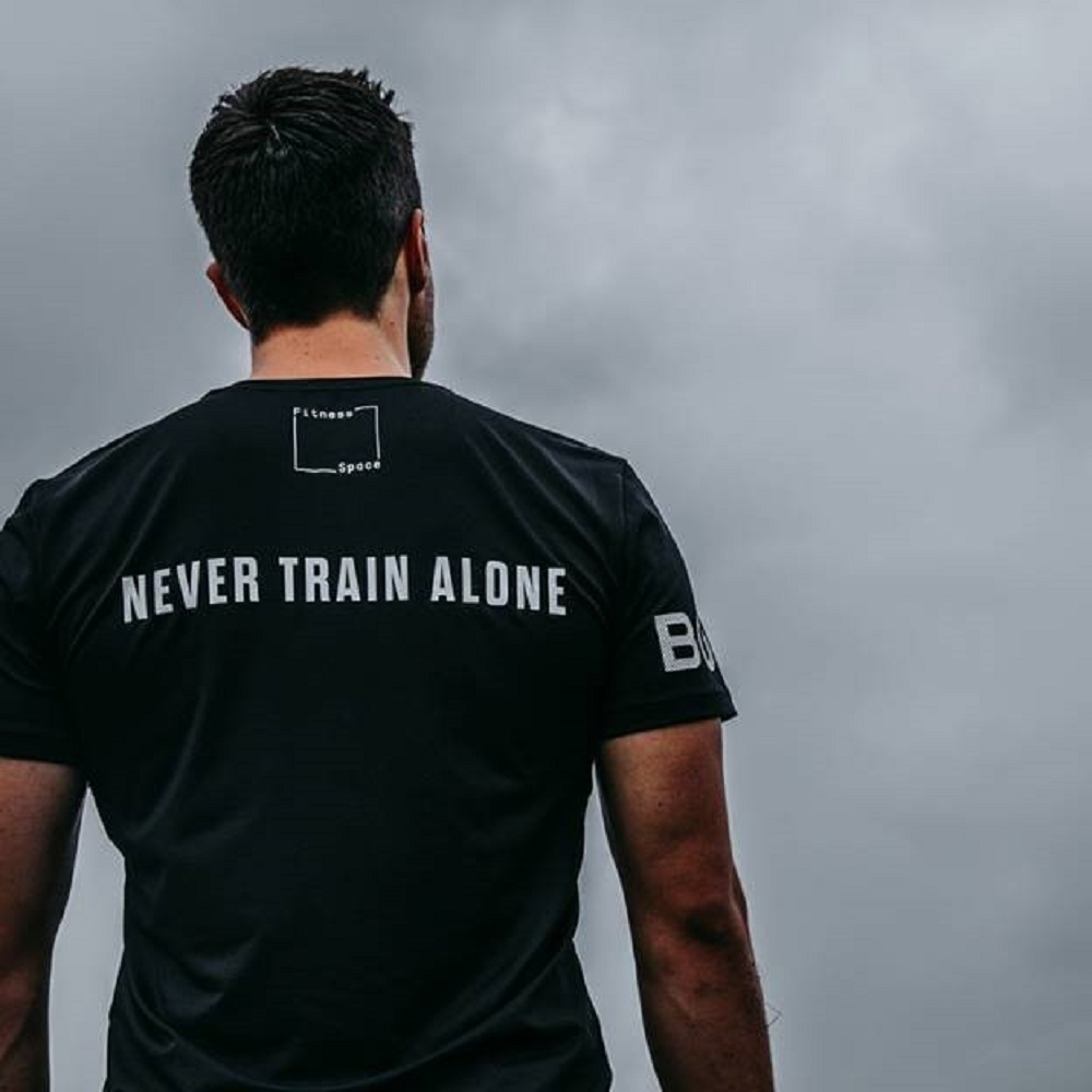 Fitness Space Never train alone