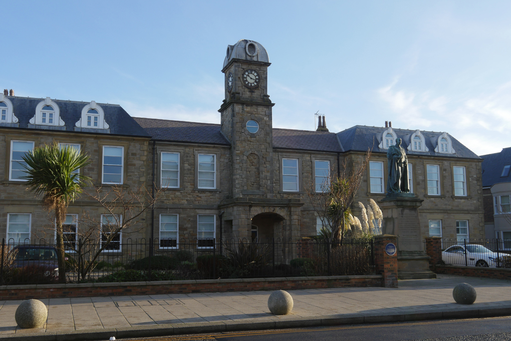 County Durham Former Colliery Office North Terrace Seaham